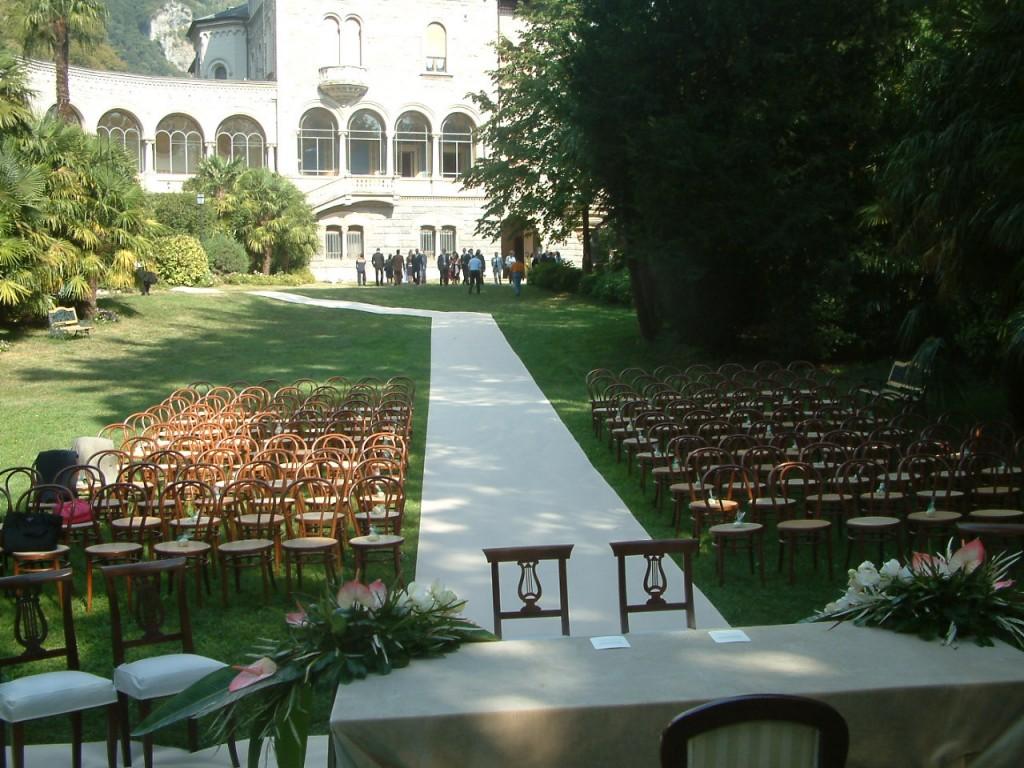 nozze giardino villa rizzoli