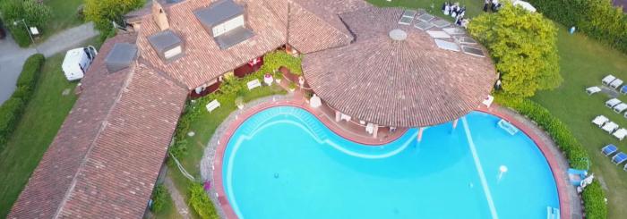 Centro sportivo con piscine la casupola lc