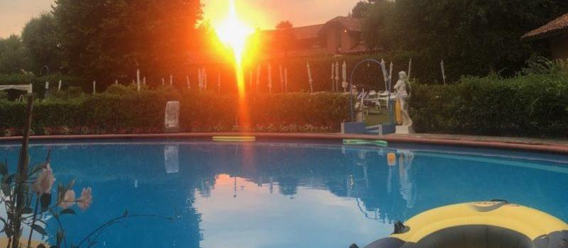 Centro sportivo con piscine